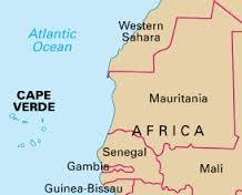 Cape Verde General Knowledge Simply Knowledge - Cape verde coordinates