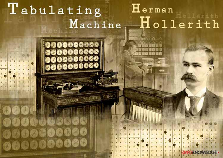 Did The Hollerith Tabulating Machine Have Any Effect On