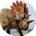 Hellboy dinosaur unearthed