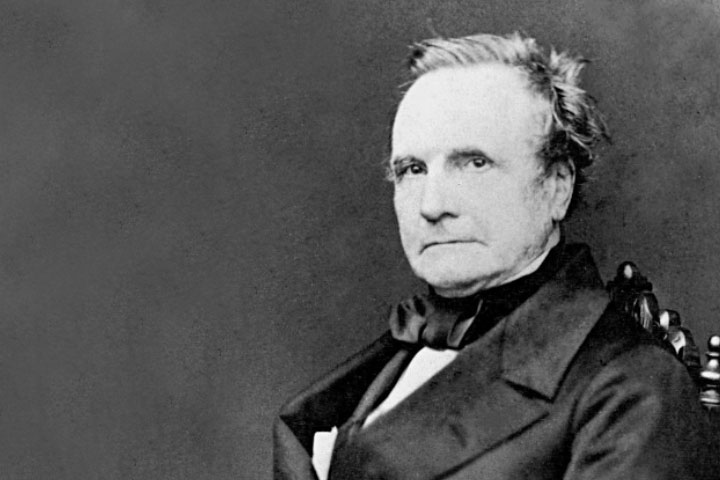 short essay on charles babbage