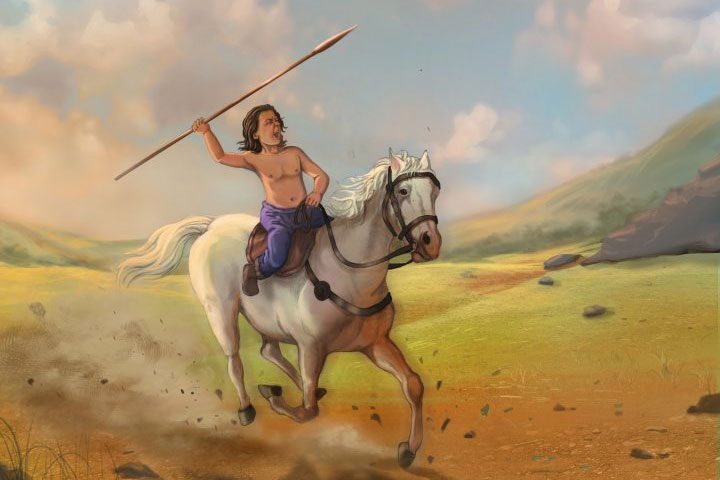 """attila the hun essay Attila the hun is known as one of the most ferocious leaders of ancient times he was given the nickname """"scourge god"""" because of his ferocity during the twentieth century, """"hun"""" was one of."""