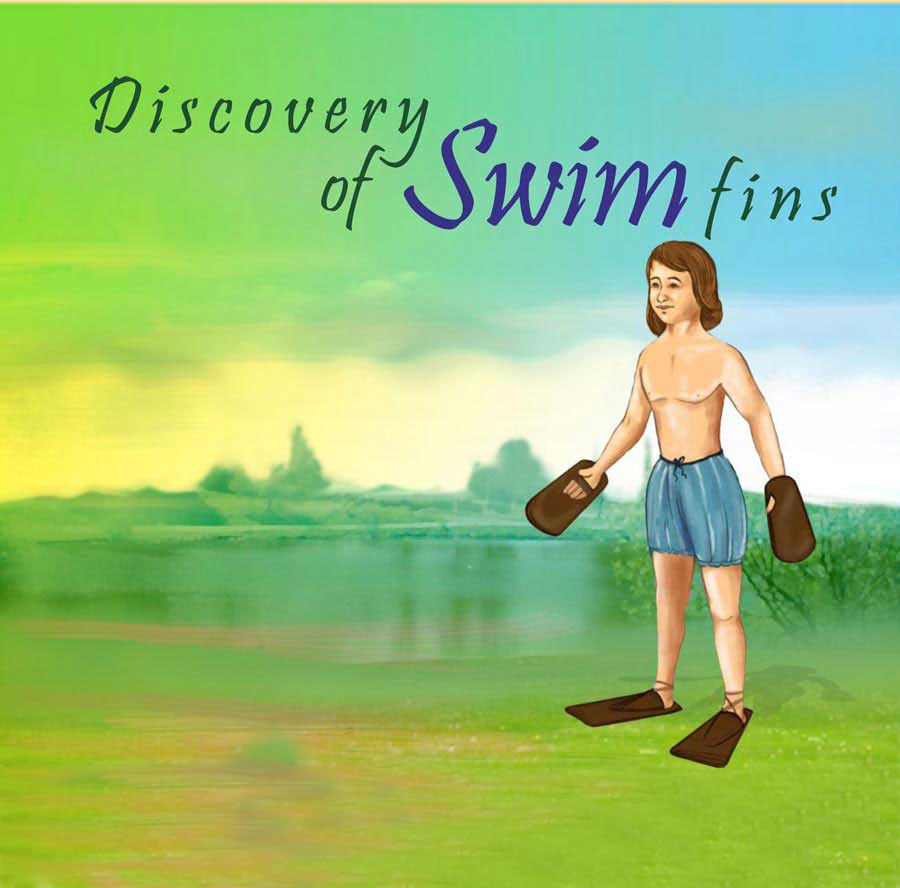 biography of benjamin franklin simply knowledge discovery of swim fins