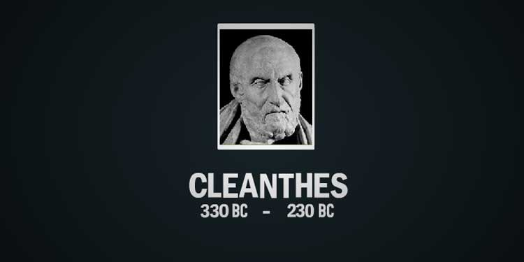 Cleanthes