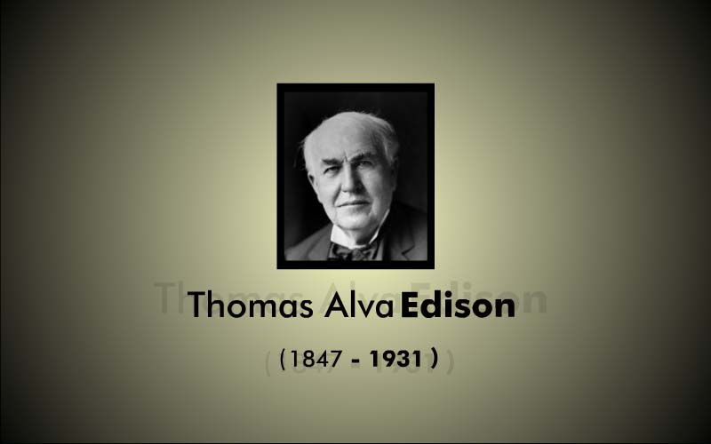 thomas edison a true hero essay