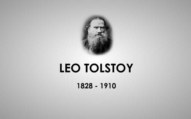 tolstoy essay An essay about tolstoy's book what is art by sboyed in browse personal growth self-improvement.