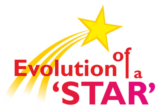 evolution-of-a-star