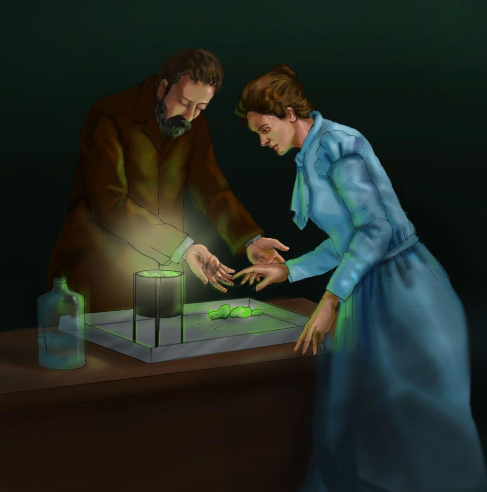 radium and marie curie essay Marie skłodowska curie (/  william brown meloney, after interviewing curie, created a marie curie radium fund and raised money to buy radium, publicising her trip.