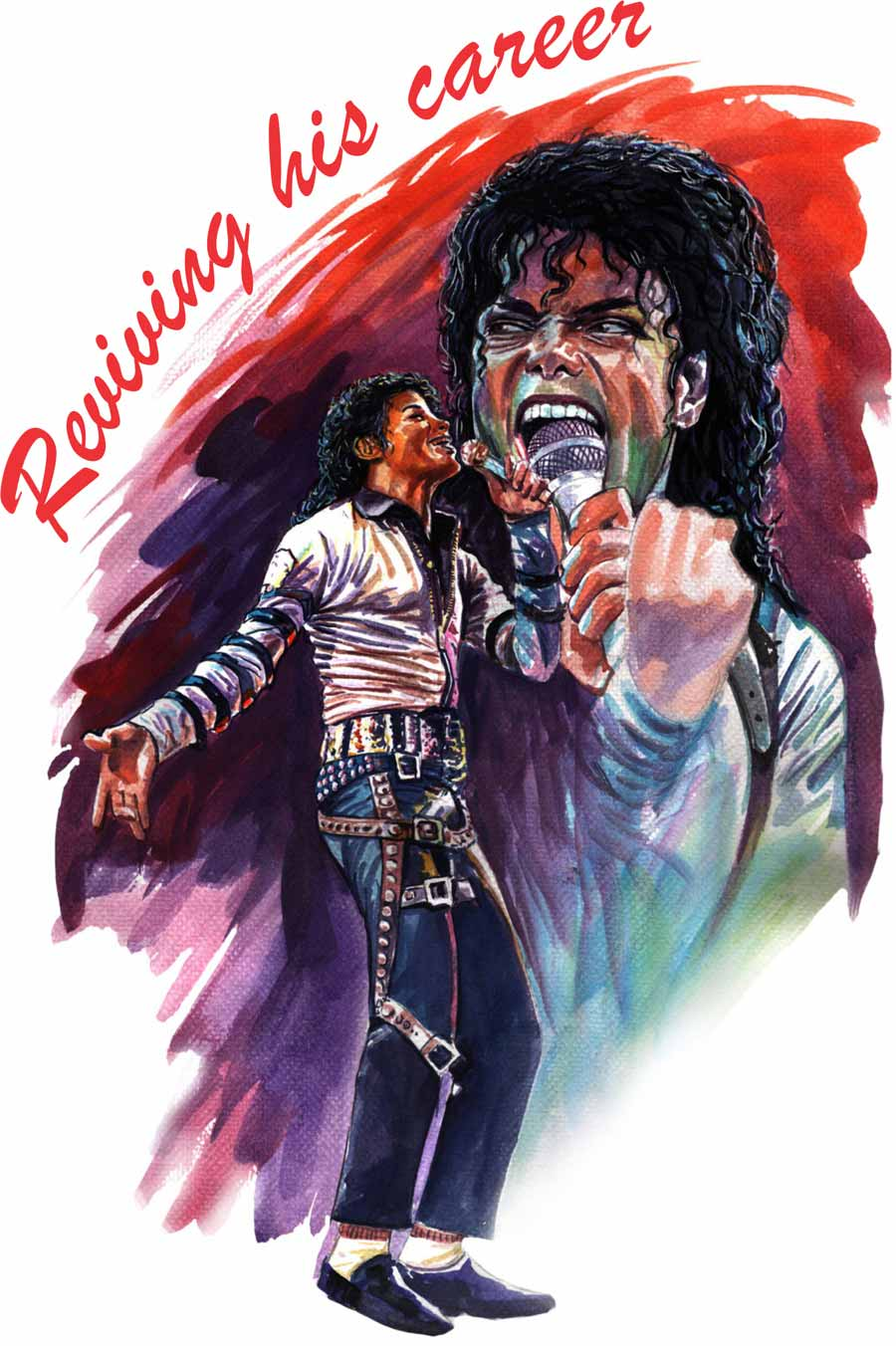 michael jackson cd cover