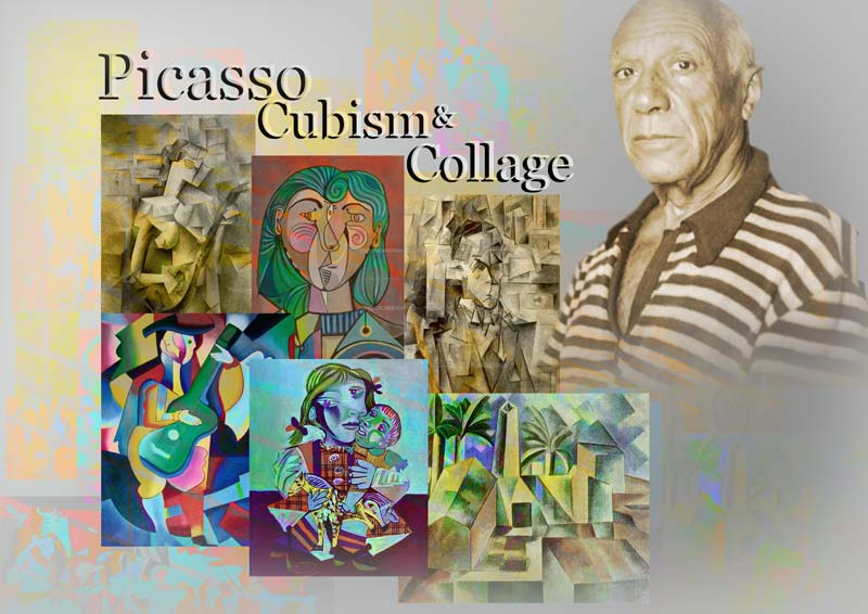 a biography of the life of pablo picasso and his contribution to modern art Pablo picasso - 1881-1973 no other artist is more associated with the term modern art than pablo picasso he created thousands of paintings, prints, sculptures and ceramics during a time span of about 75 years.