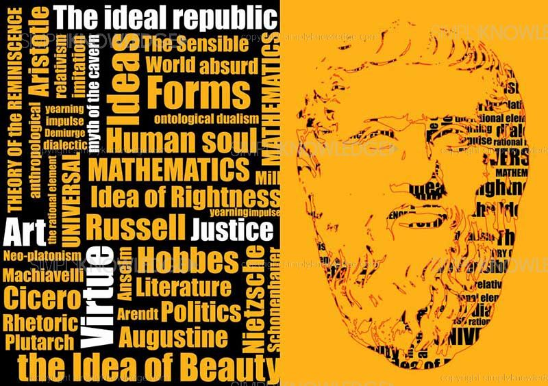platos concept of the ideals In his most celebrated book the republic, plato gives the theory of an ideal stateas far as a state is concerned,plato gives ideas about how to build an ideal commonwealth, who should be the rulers of the ideal state and how to achieve justice in the ideal state.
