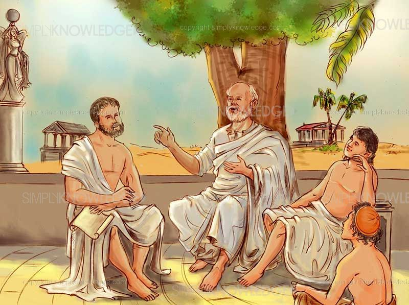 teachings of socrates plato and aristotle