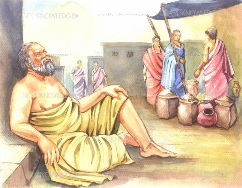 the life and contributions of socrates Socrates biography - socrates was a classical greek philosopher born in the  athens in 470 bce his thoughts and teachings which have reached us through.