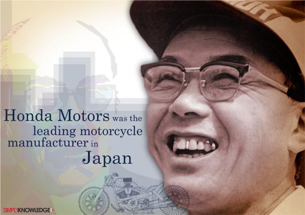 Biography Of Soichiro Honda Refresh Your Mind Soichiro