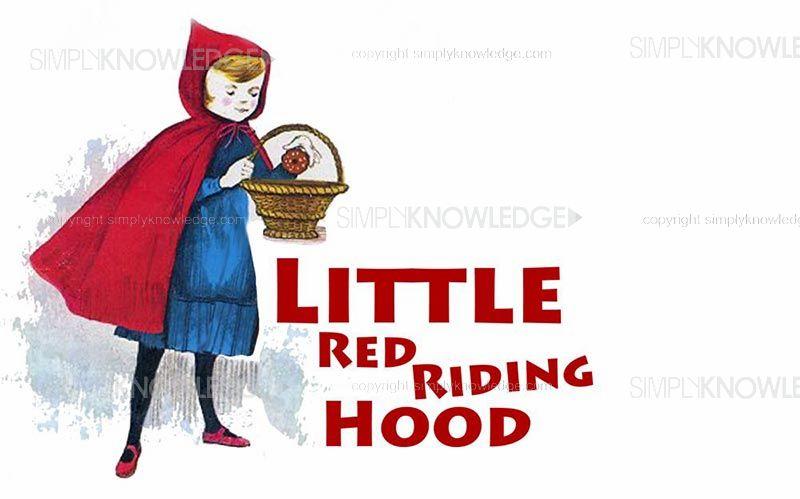 little red riding hood cartoon movie № 261149